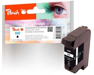Peach Print-head black, compatible with Kodak, HP, Pitney Bowes, Apple No   45, 51645A